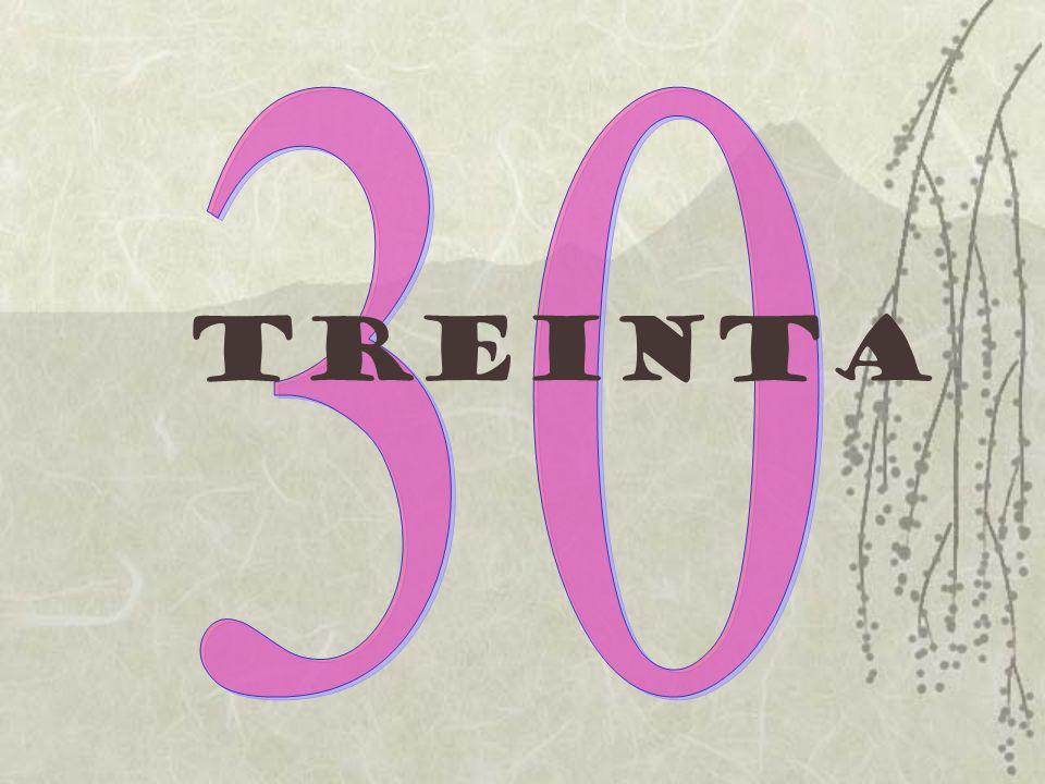 treinta