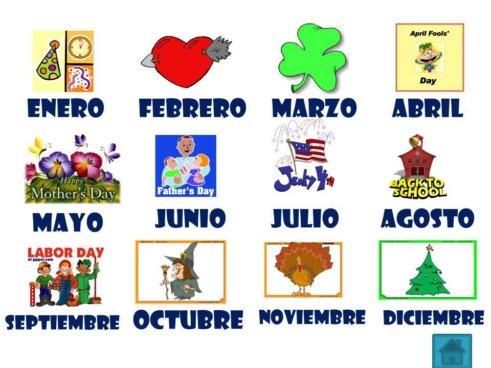 enerofebreromarzoabril mayo juniojulioagosto septiembre octubre noviembre diciembre