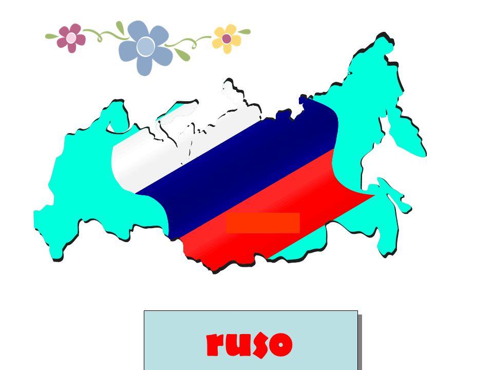Rusia ruso