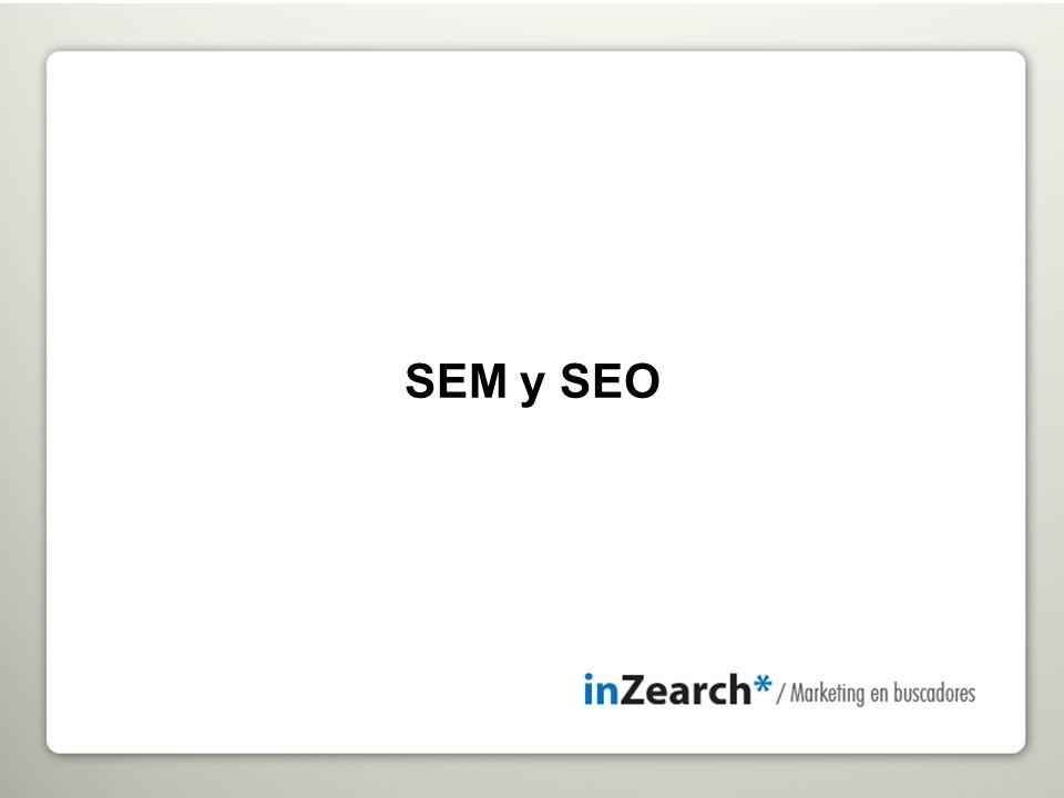 Search es el principal componente: Ha crecido por un factor de 3x desde el 2003 35 búsquedas por usuarios por mes.