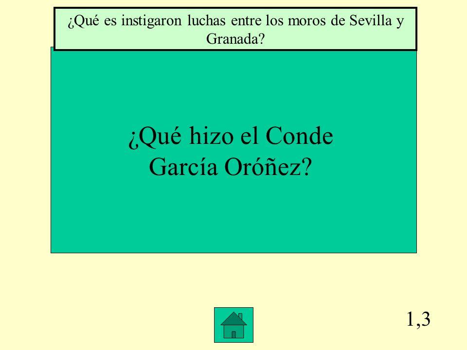 1,2 ¿Para qué fue Rodrigo a Córdoba y Sevilla ¿Qué es fue a cobrar parias