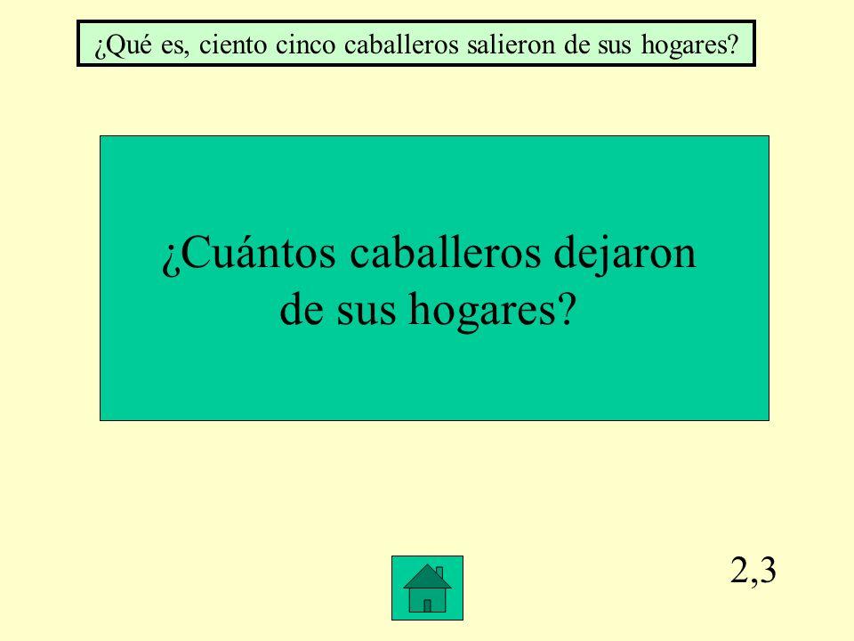 2,2 rigo ¿Qué anuncian por Castilla ¿Qué es, anuncian la partida del Cid