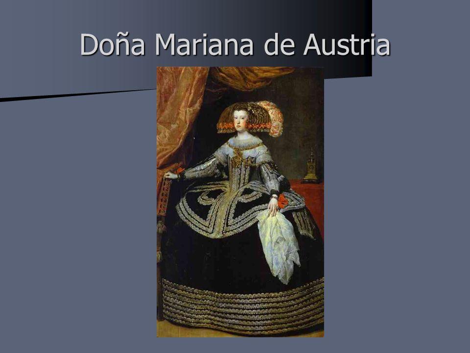 Doña Mariana de Austria