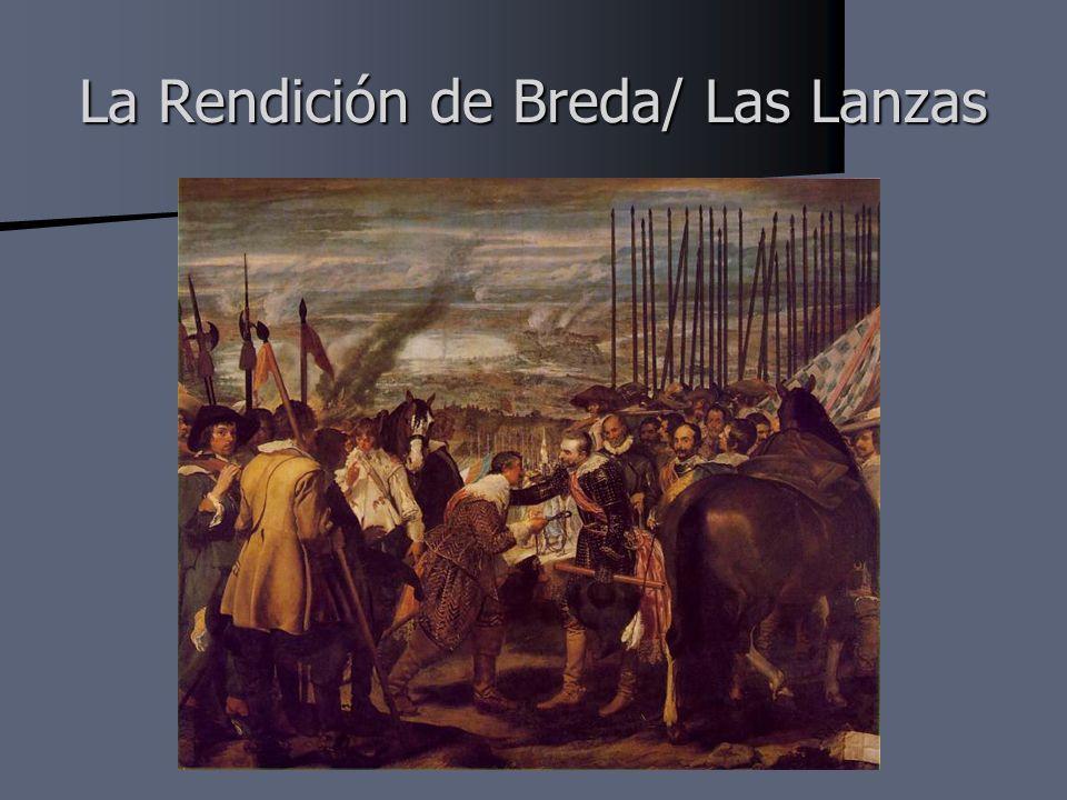 La Rendición de Breda/ Las Lanzas