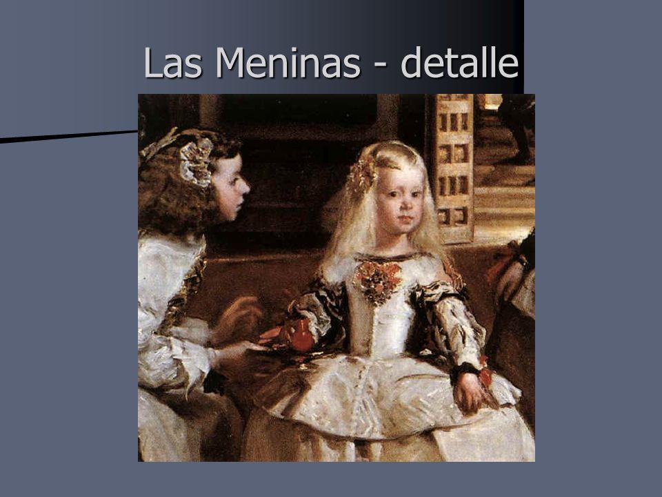 Las Meninas - detalle