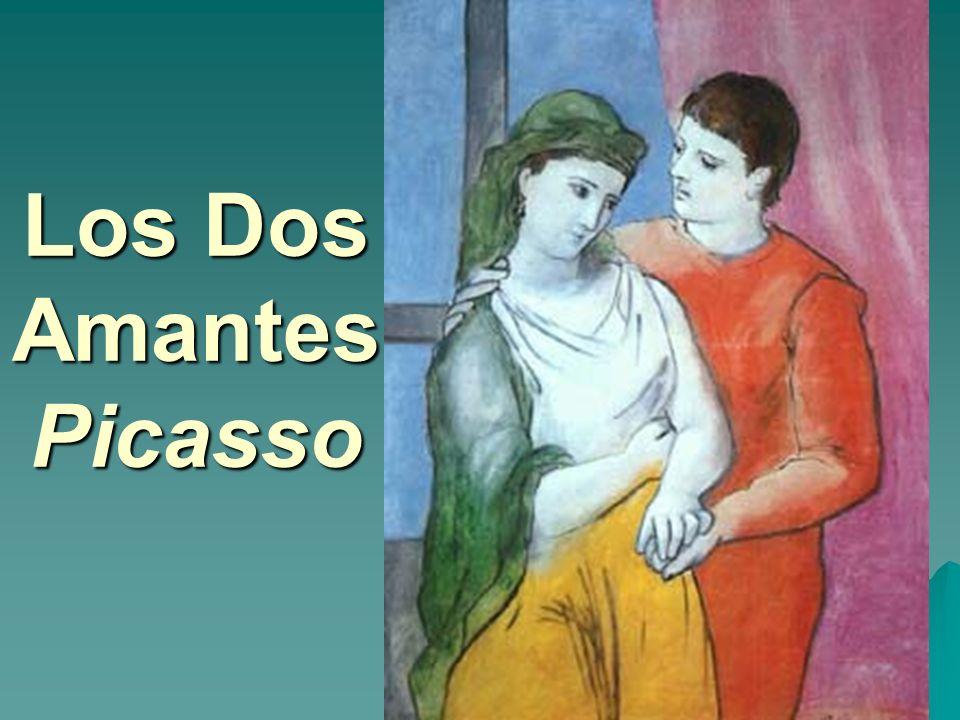 Los Dos Amantes Picasso