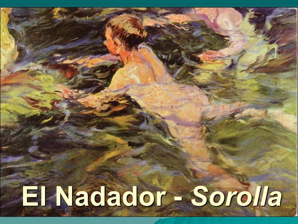 El Nadador - Sorolla