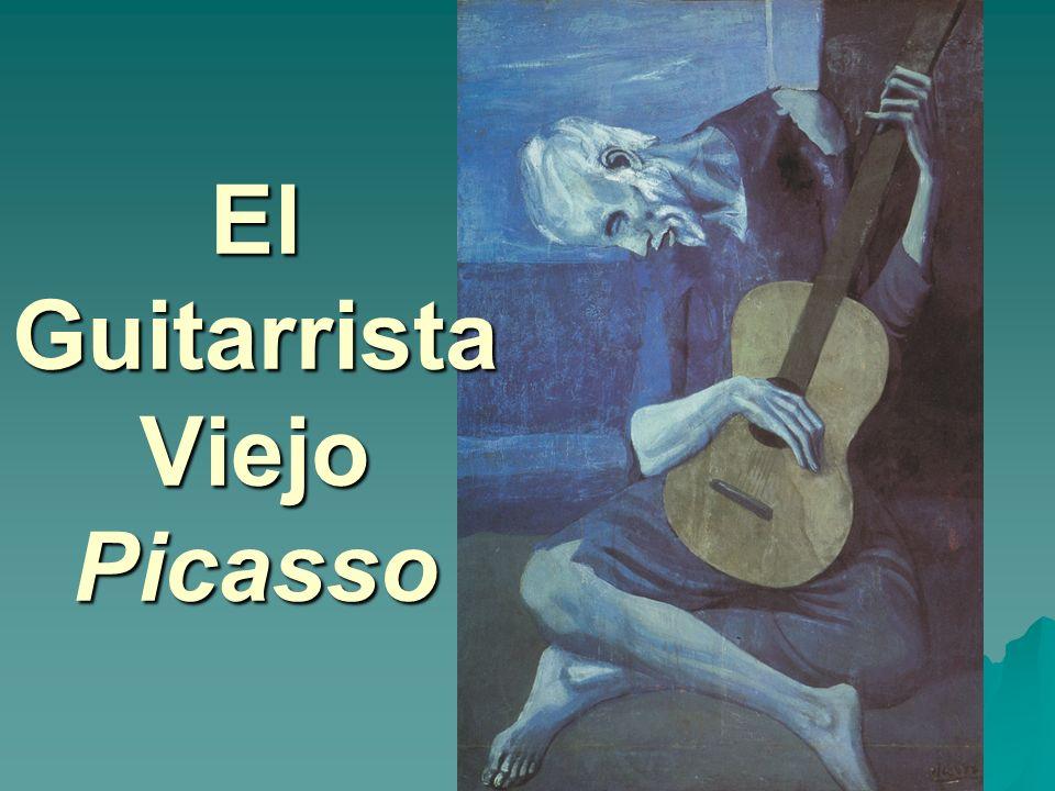 El Guitarrista Viejo Picasso