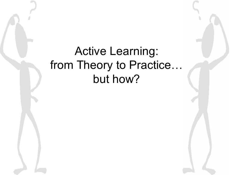 Active Learning: from Theory to Practice… but how?