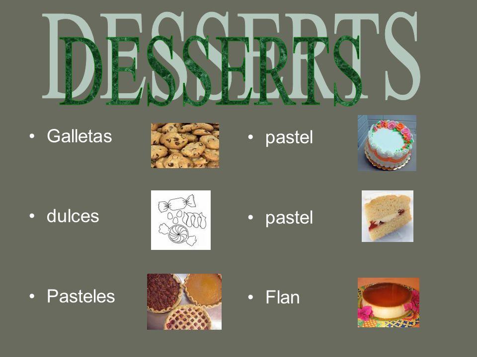 Galletas dulces Pasteles pastel Flan