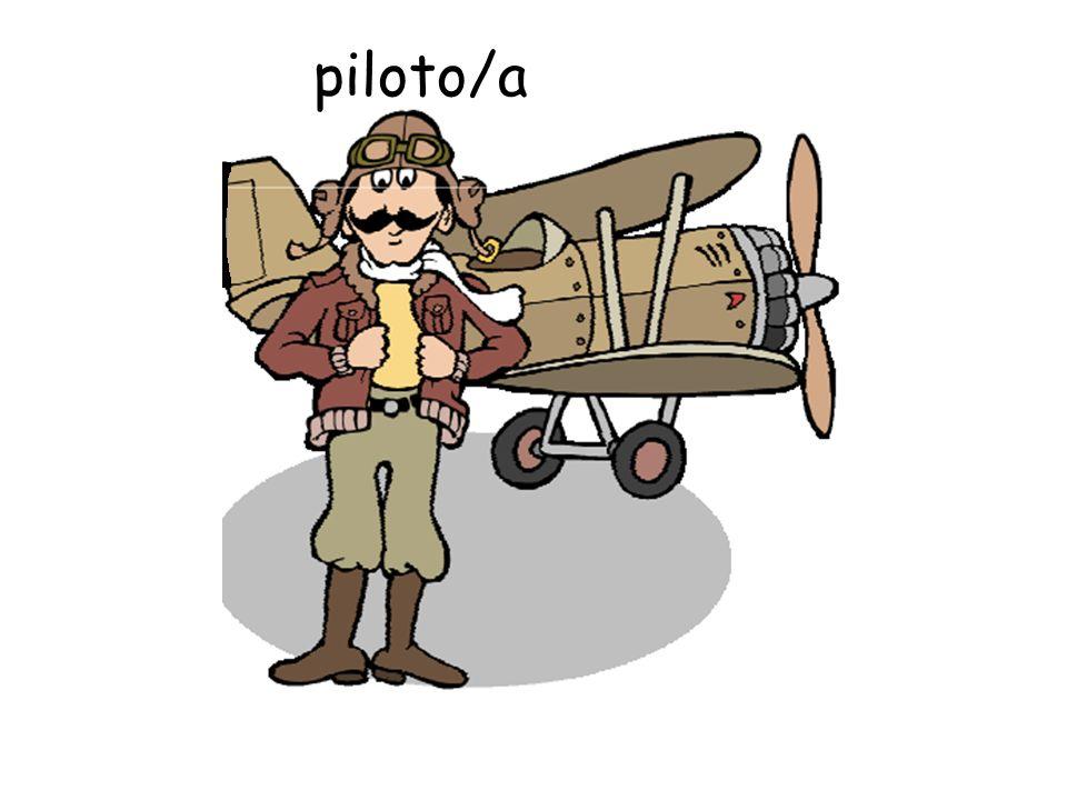 piloto/a
