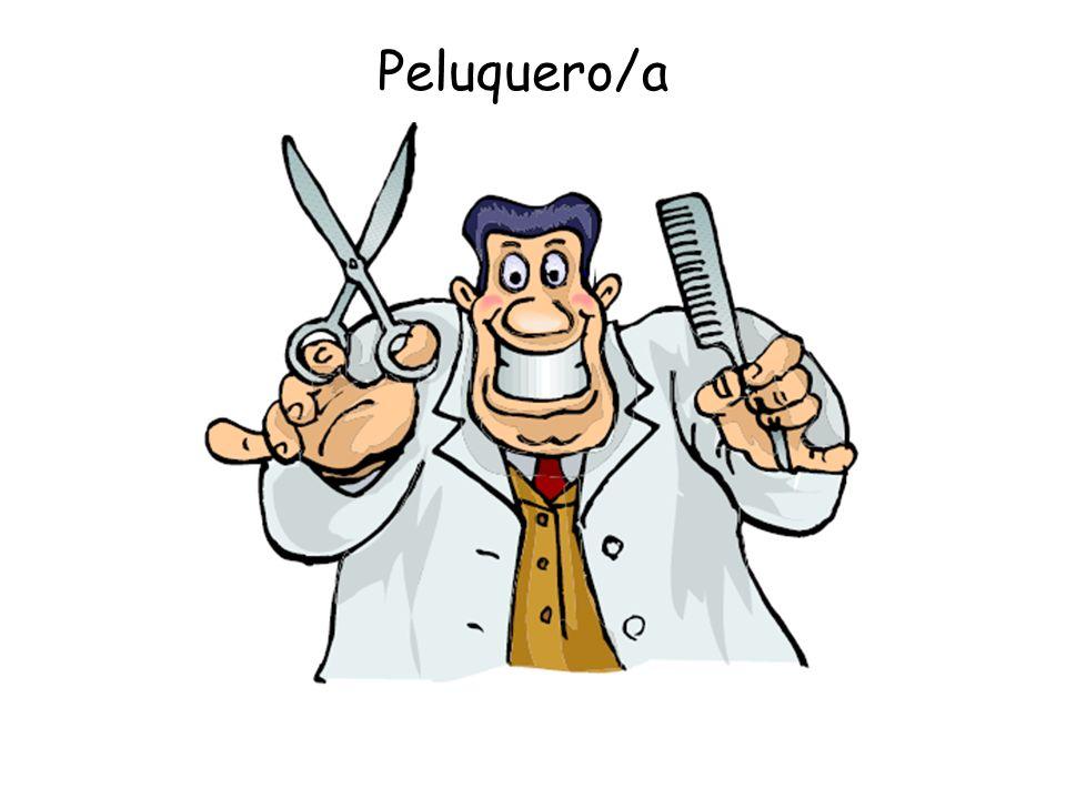 Peluquero/a