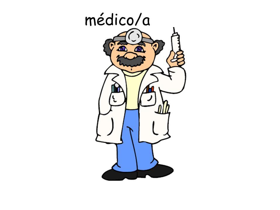 médico/a