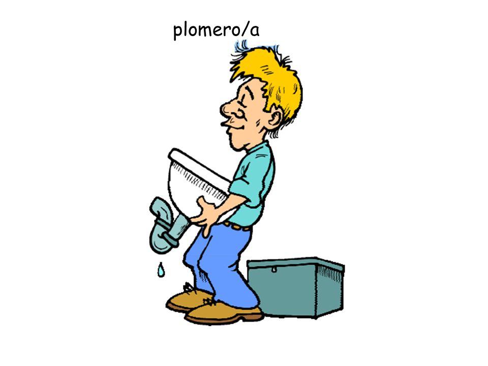 plomero/a