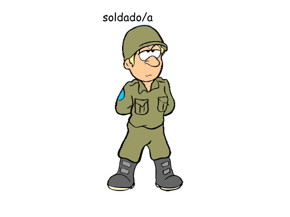 soldado/a