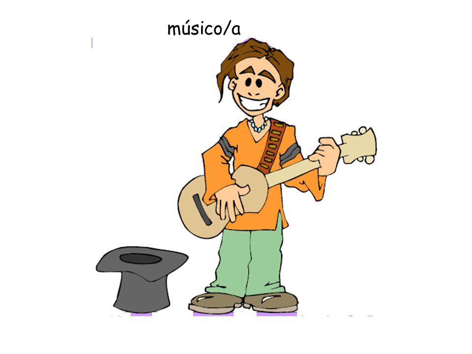 músico/a