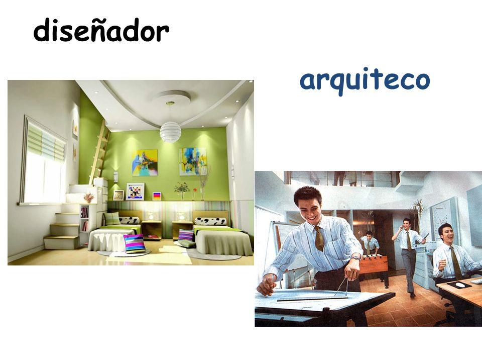 diseñador arquiteco