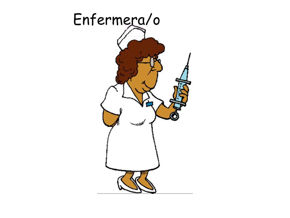 Enfermera/o