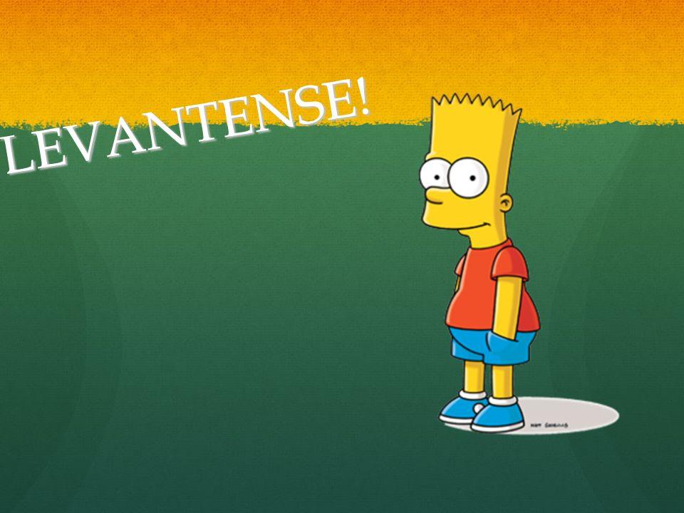 LEVANTENSE!