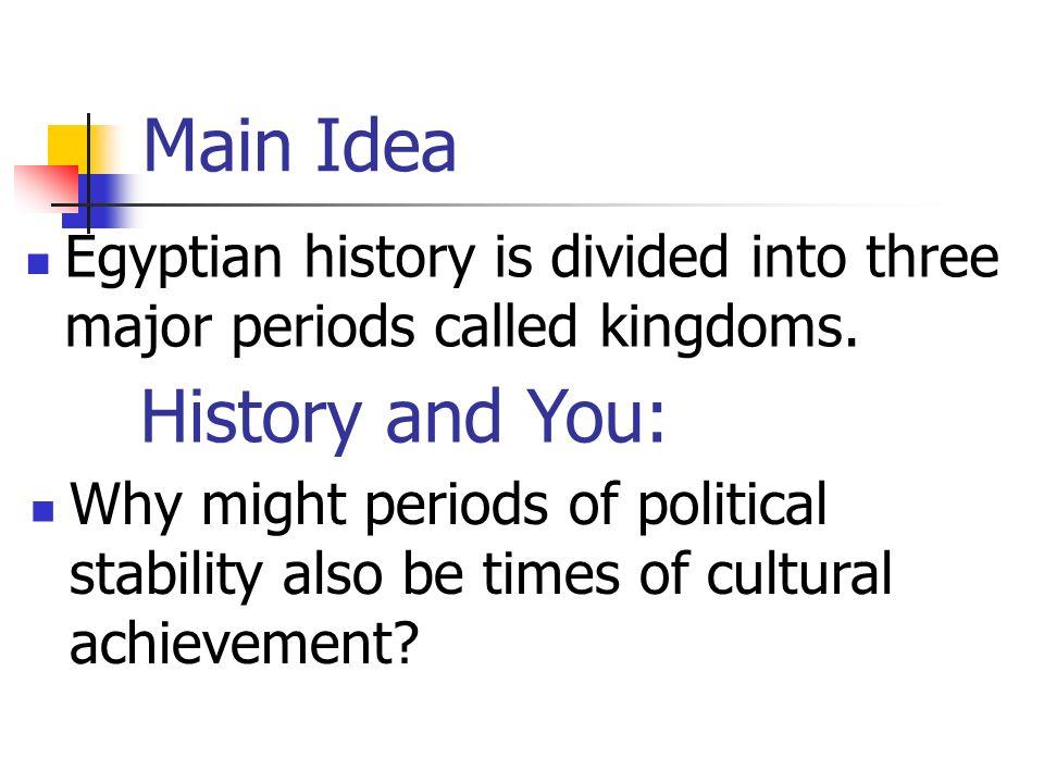 IV.The New Kingdom C. Reign of the New Kingdom-1550 B.C.- 1070 B.C.