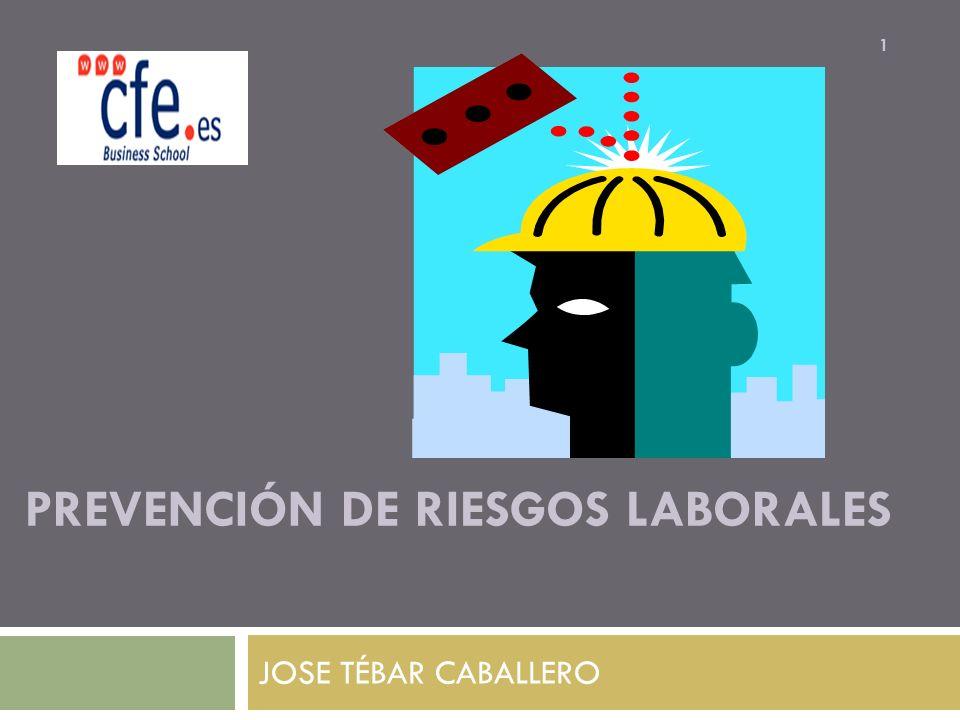 PREVENCIÓN DE RIESGOS LABORALES PLANES DE EMERGENCIA Y AUTOPROTECCIÓN Contenido: Programa de mantenimiento de instalaciones.