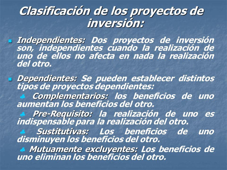 Características generales La viabilidad económica : La viabilidad económica : Intenta establecer, en forma monetaria, si un proyecto es conveniente o
