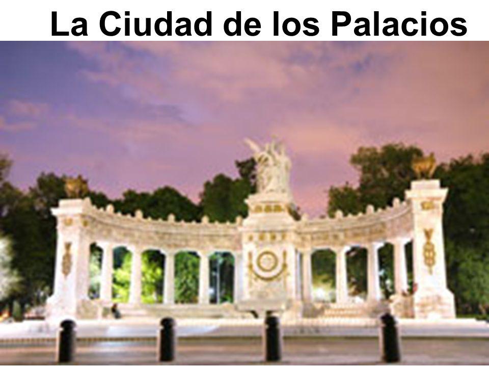 La Ciudad de los Palacios
