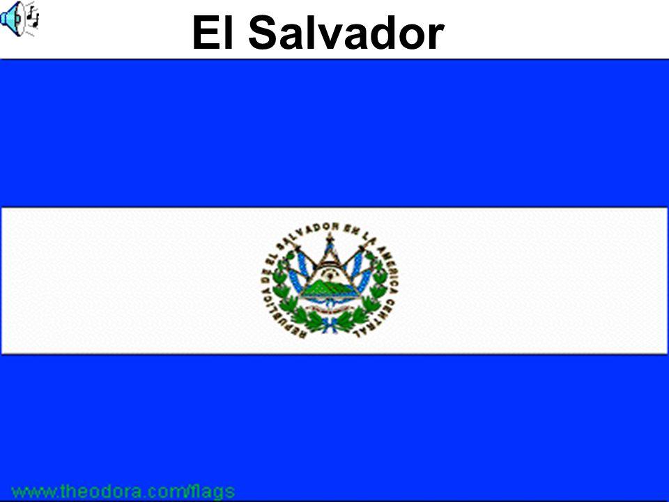 HIMNO NACIONAL DE EL SALVADOR CORO SALUDEMOS LA PATRIA ORGULLOSOS DE HIJOS SUYOS PODERNOS LLAMAR; Y JUREMOS LA VIDA ANIMOSOS.