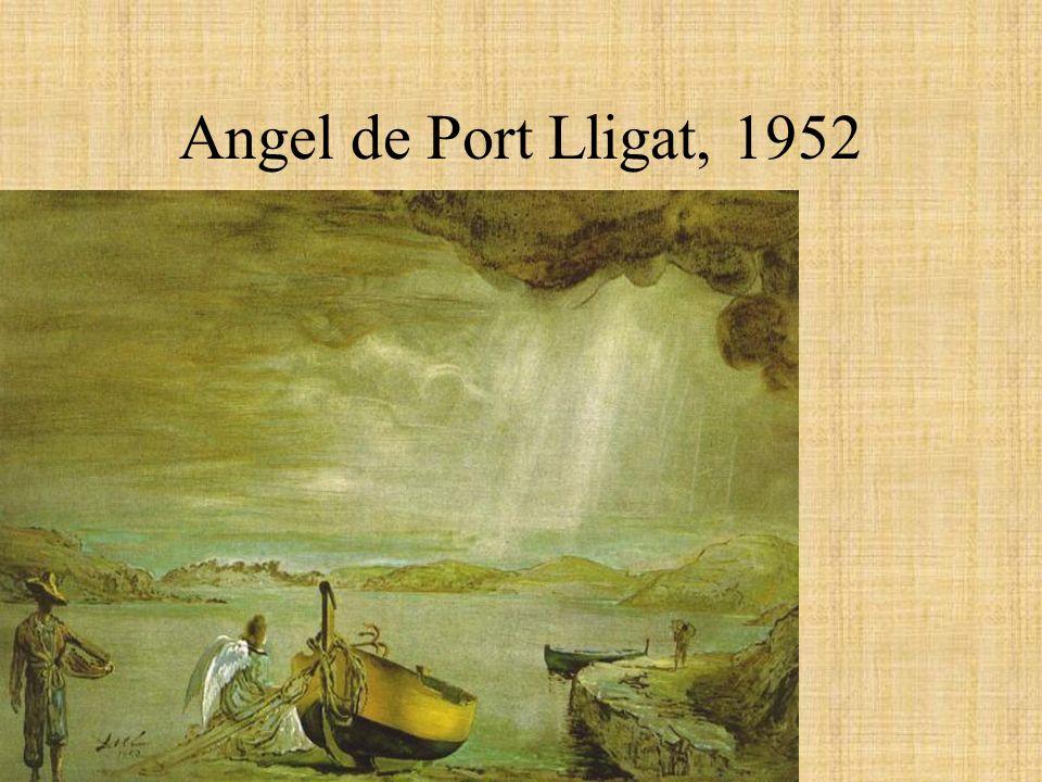 Angel de Port Lligat, 1952