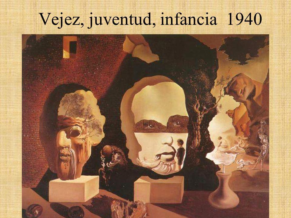 Vejez, juventud, infancia 1940