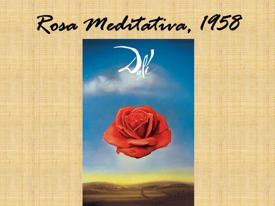 Rosa Meditativa, 1958