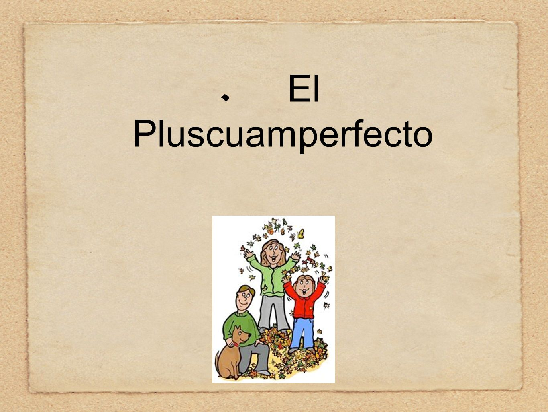 El pluscuamperfecto se usa para describir una acción concluida en el pasado con anterioridad a otra acción también concluida.