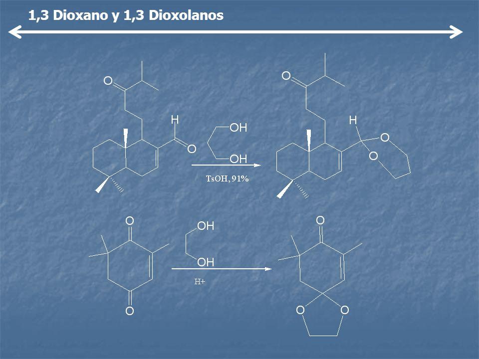 1,3 Dioxano y 1,3 Dioxolanos
