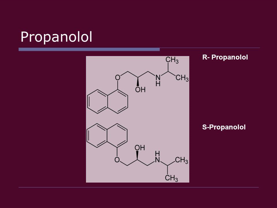 Es un β bloqueador no selectivo, que bloquea la acción de la epinefrina en ambos adrenoreceptores.
