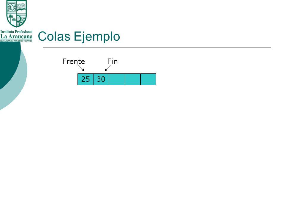 Colas Ejemplo 2530 FrenteFin