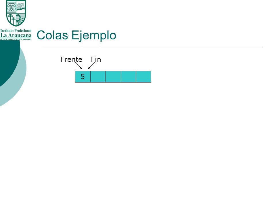 Colas Ejemplo 5 FrenteFin