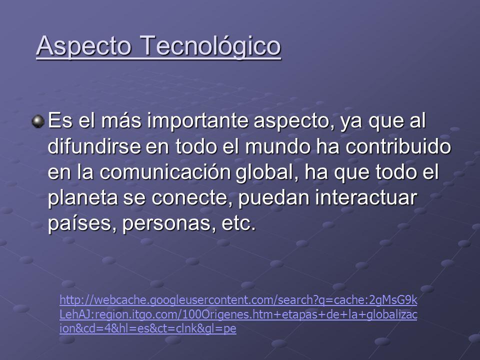 Latinoamérica Tecnológicamente Globalizada A favor: sosteniendo que se deben abrir los mercados para poder acceder al desarrollo en en todos los campos.