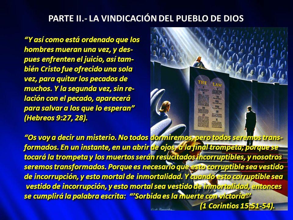 COMENTARIO # 1 3 REALIZACIONES DE NUESTRA ESPERANZA EN CRISTO 1.LA TRANSFORMACIÓN RADICAL DE LA NATURALEZA HUMANA.
