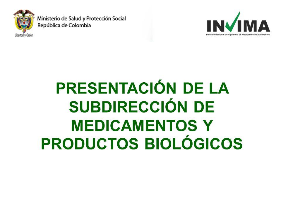 Farmacovigilancia recibi alerta internacional No identifica productos en el mercado Comunica a BPC (se identifican estudios en curso.