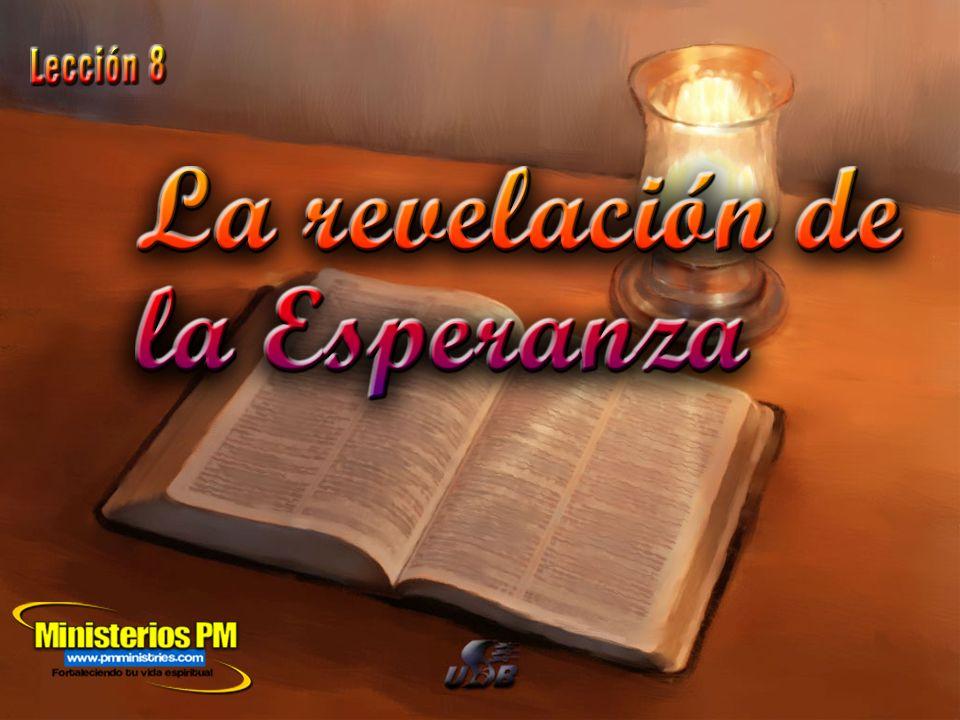 De hecho, todo lo que se escribió en el pasado se escribió para enseñarnos, a fin de que, alentados por las Escrituras, perseveremos en mantener nuestra esperanza.