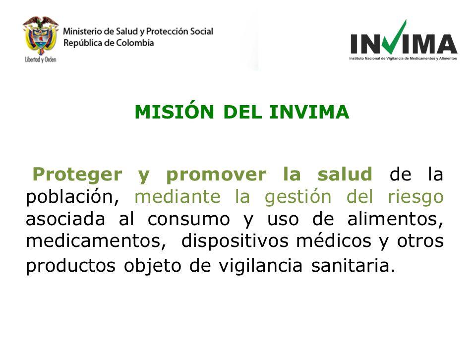 GRACIAS www.invima.gov.co www.invima.gov.co Carrera 68 D No.