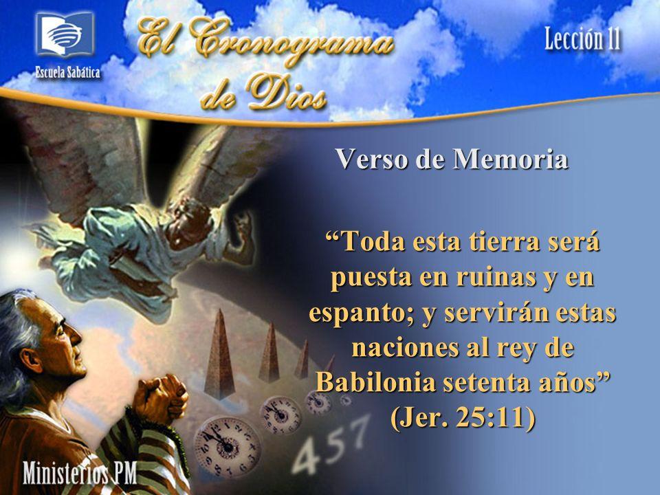 EL CAPÍTULO 9 DE DANIEL COMIENZA con una de las oraciones más emocionantes de las Escrituras.