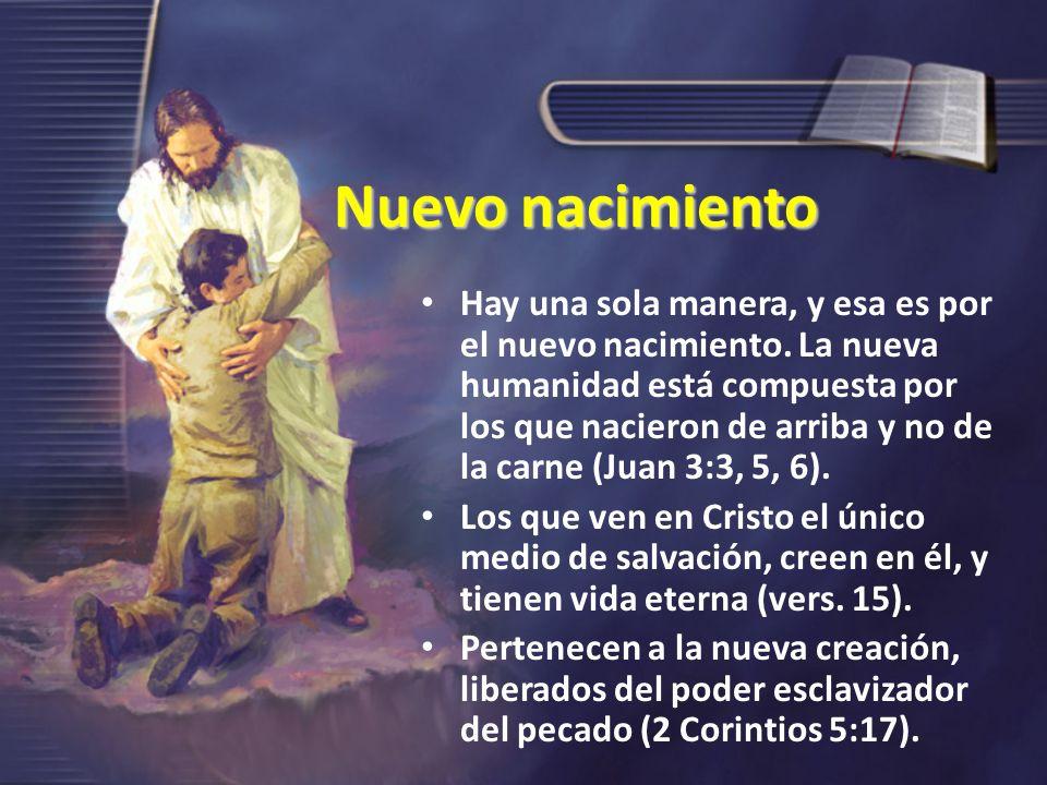 Hijos de Dios llegan a ser hijos de Dios, miembros de la familia celestial.