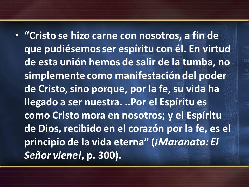 1.- La importancia del bautismo, pasa de ser un simple rito o ceremonia, implica más que eso