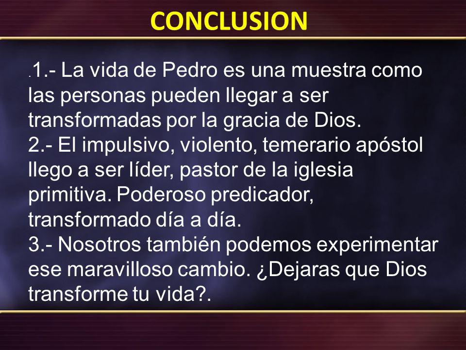 La CLAVE Pedro debía tratar con su rebaño tan tiernamente como Cristo le había tratado a él (El Deseado de todas las gentes, p.