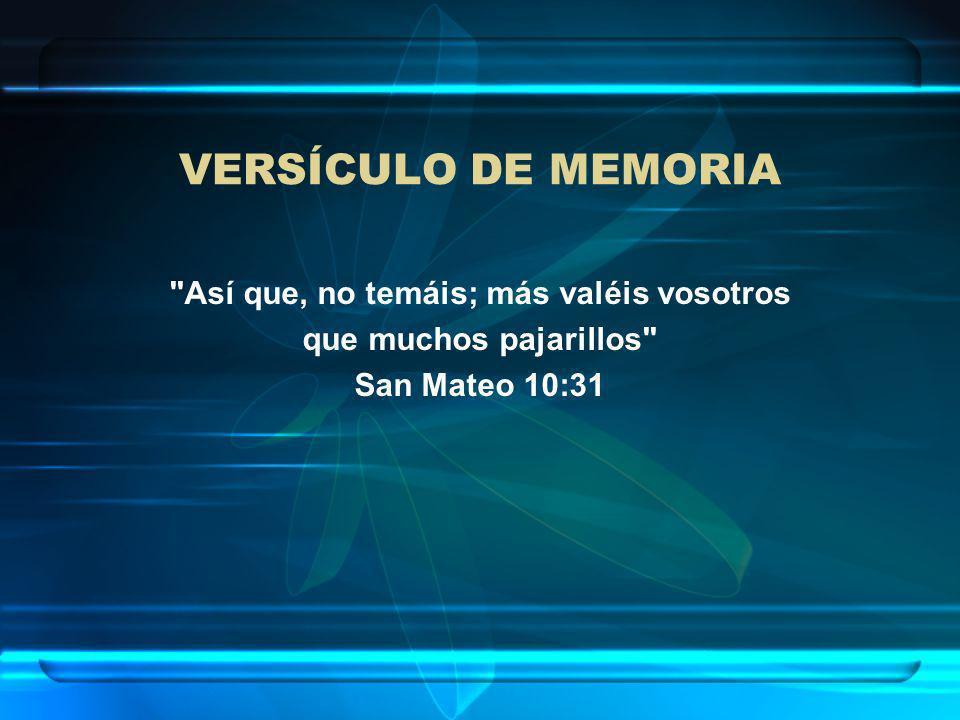 INTRODUCCIÓN Jesús, el mejor maestro del mundo, dio instrucciones a sus discípulos antes de enviarlos a testificar.