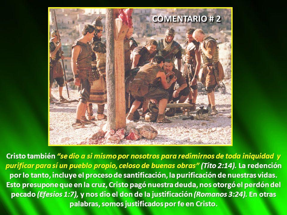 PARTE II.- RECONCILIACIÓN Y todo esto proviene de Dios, quien nos RECONCILIÓ consigo por medio de Cristo, y nos dio el ministerio de la reconciliación.