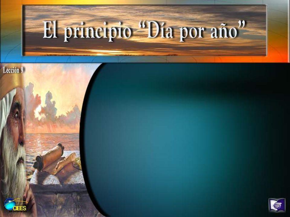 Repasa la profecía de las 70 semanas de Daniel 9:24 al 27.
