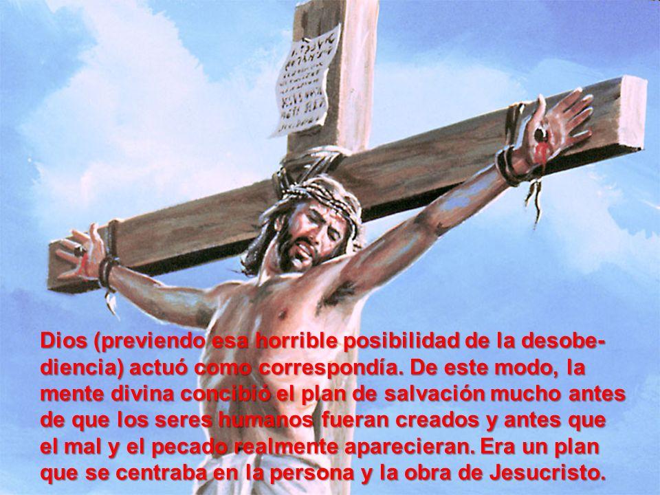 PARTE I.- EL MISTERIO DEL AMOR DE DIOS Porque cuando aun éramos débiles, a su tiempo Cristo murió por los impíos.