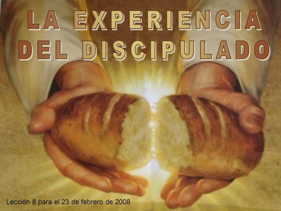 El poder transformador de la gracia de Cristo moldea a quien se entrega al servicio de Dios.